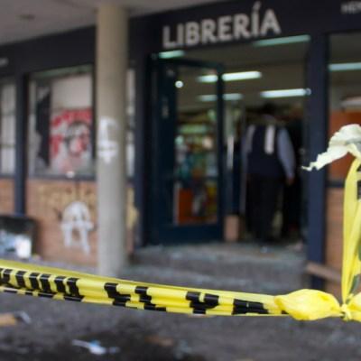 UNAM presenta denuncias por hechos violentos en Rectoría, agresores esparcieron gasolina