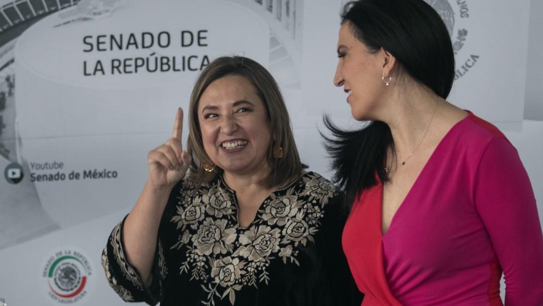 FOTO 'Vamos a evitar a toda costa que Rosario Piedra tome protesta', dice PAN