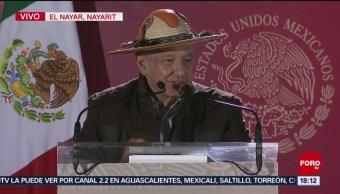 """FOTO: Vamos a tener 13 mil sucursales del Banco del Bienestar"""", AMLO, 16 noviembre 2019"""