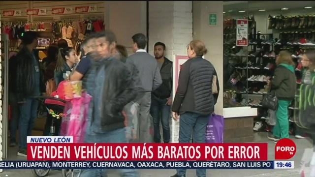 Foto: Venden Vehículos Baratos Error Buen Fin 19 Noviembre 2019