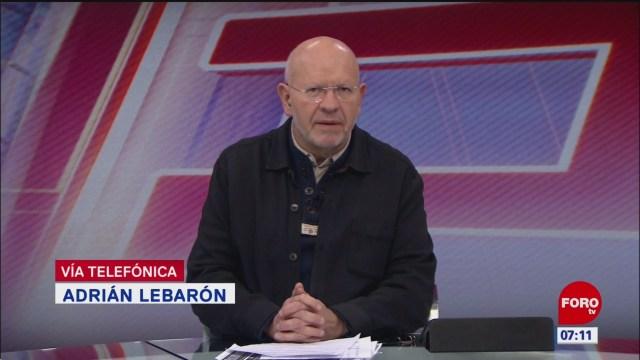 Video: Entrevista completa con Adrián LeBarón en Estrictamente Personal