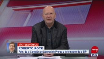 Video: Entrevista completa con Roberto Rock, en Estrictamente Personal