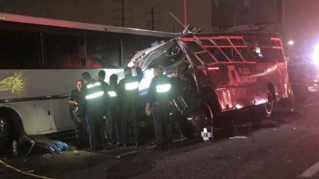 accidente mexico pachuca
