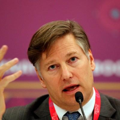 Christopher Landau, embajador de EEUU en México prevé cambios en el T-MEC