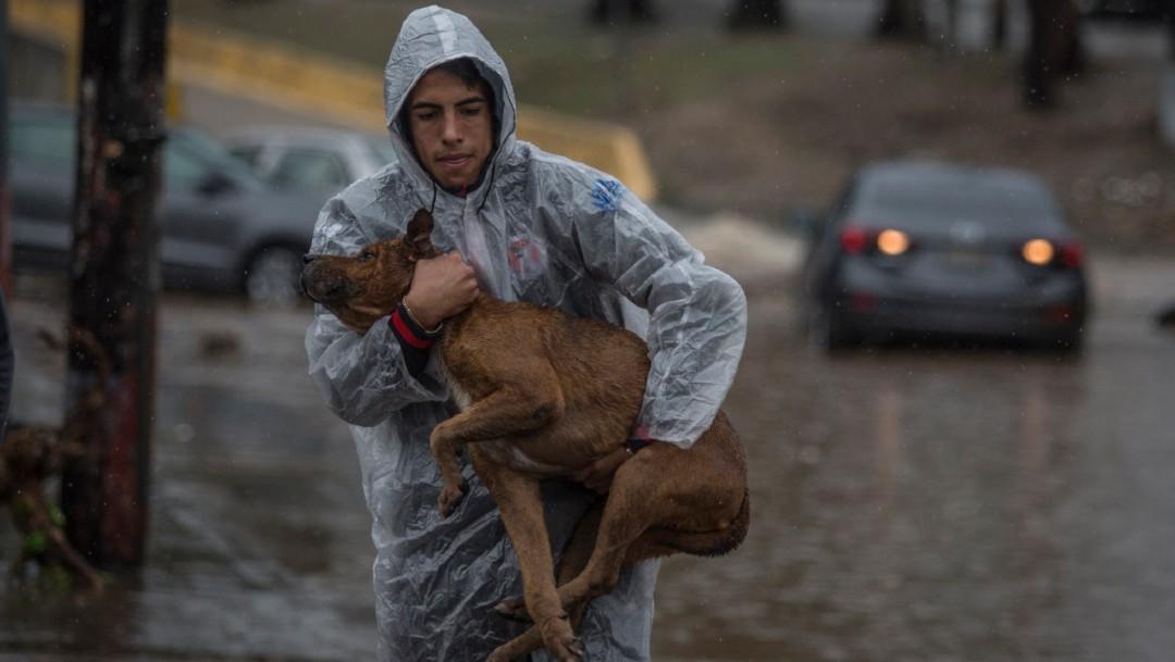 Foto: Pronostican lluvias fuertes en varios estados de México, 1 diciembre 2019