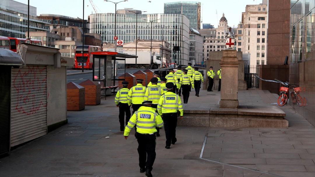 Imagen: El ataque en el Puente de Londres puso en el primer lugar de la agenda política británica a la seguridad, a pocos días antes de una elección anticipada