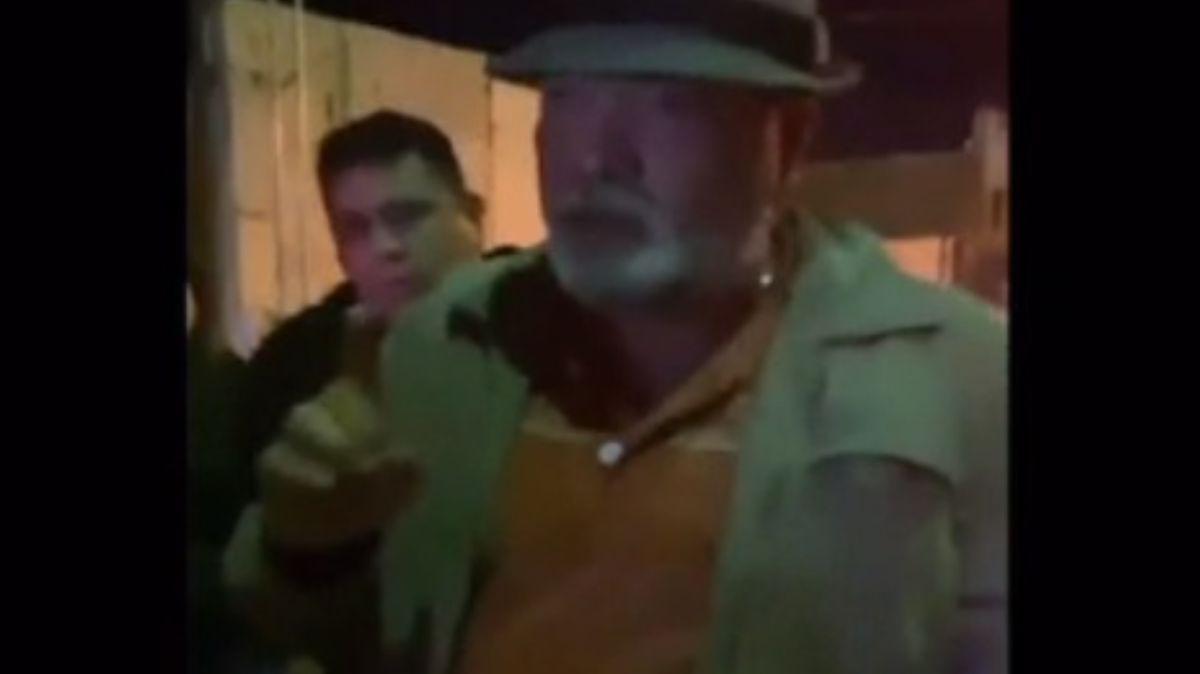 Alcalde de Zapotlanejo golpea a mujer.