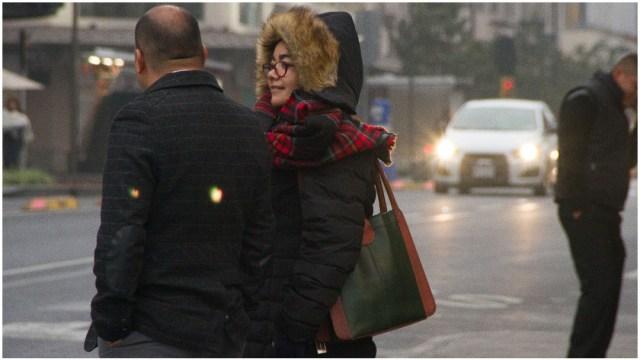 Imagen: Para este lunes se pronostica descenso de temperatura en la CDMX, 15 de diciembre de 2019(FOTO: VICTORIA VALTIERRA / CUARTOSCURO.COM)