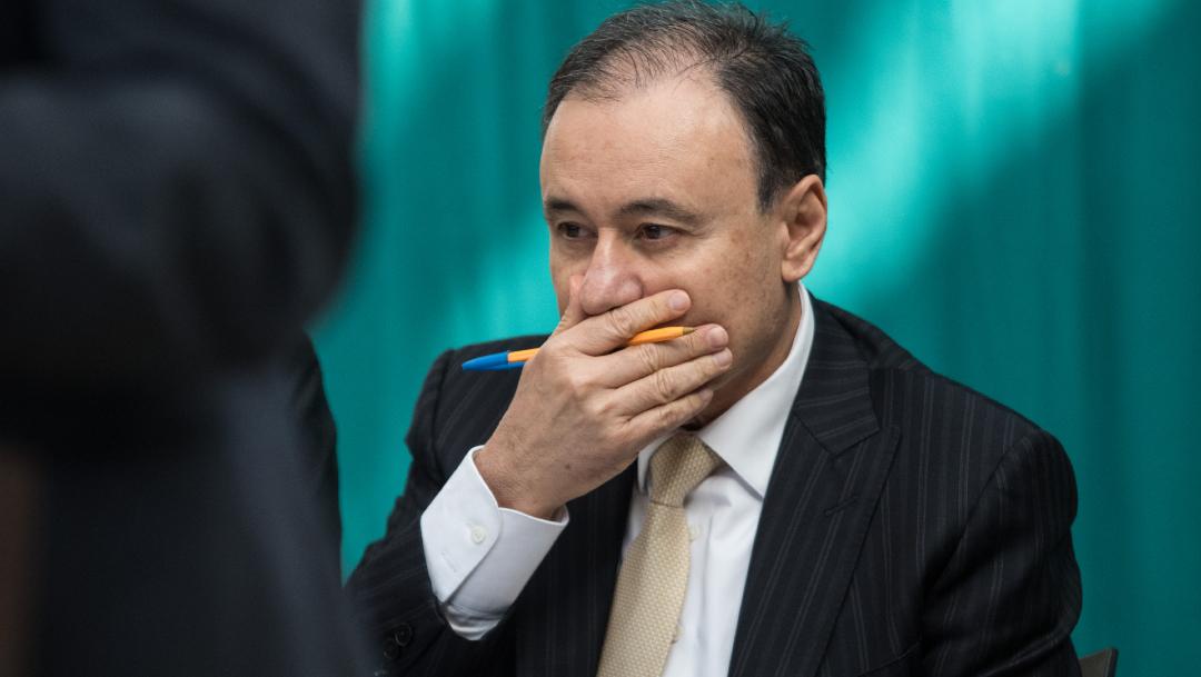 Herrera Valles señaló irregularidades administrativas: Felipe Calderón