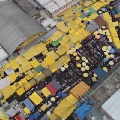 Ambulantaje, corrupción a las afueras de los mercados en la CDMX