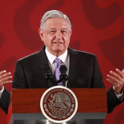 Foto: Andrés Manuel López Obrador, el presidente de México, el 3 de diciembre de 2019 (Getty Images)