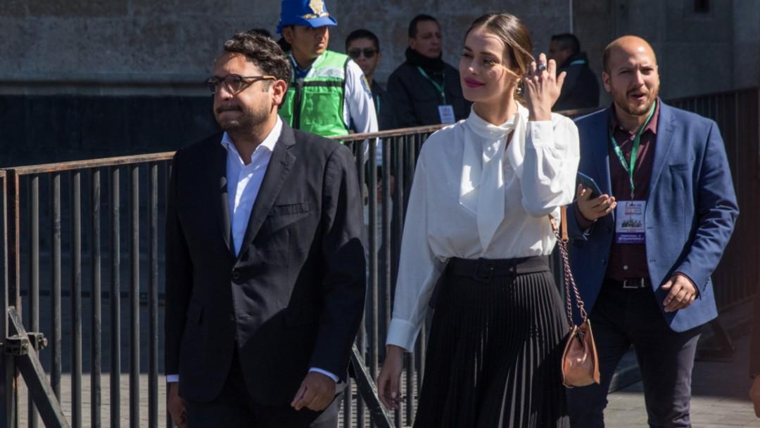 Miles celebran en el Zócalo el primer año de gobierno de AMLO. (Cuartoscuro)