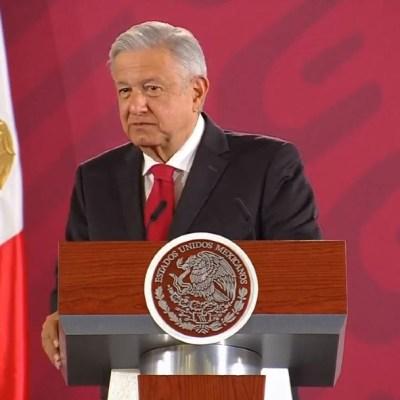 El presidente de México, Andrés Manuel López Obrador, en conferencia de prensa, 11 diciembre 2019