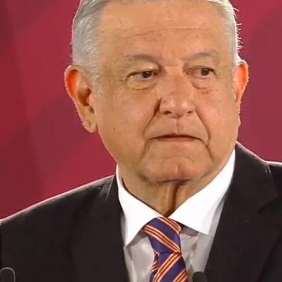 FOTO Transmisión en vivo: Conferencia de prensa AMLO 6 diciembre 2019 (YouTube)