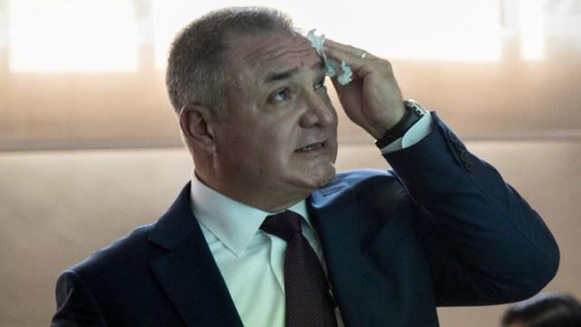 Foto: AMLO pide calma a posibles involucrados en caso García Luna.
