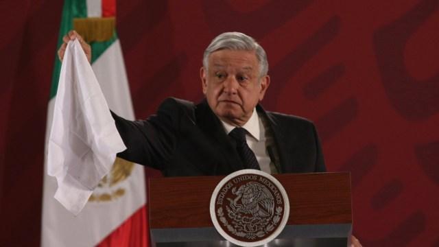 FOTO AMLO sobre Bartlett: No se puede acusar sin pruebas; afirma que no hay corrupción en su gobierno (Cuartoscuro/Andrea Murcia)