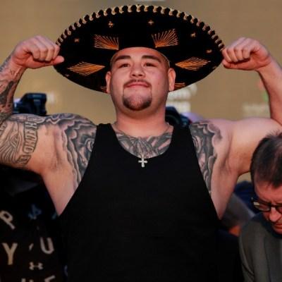 Foto: Este sábado, el México-estadounidense defenderá su titulo frente al británico Anthony Joshua, mismo boxeador a quien le arrebató el campeonato en junio pasado