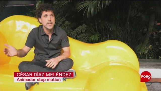 FOTO: 19 enero 2020, Animación Stop Motion con César Díaz Meléndez