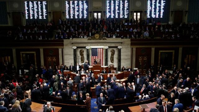 camara representantes juicio politico trump