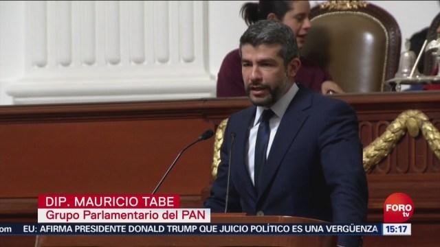 FOTO: Aprueba Congreso paquete económico 2020 de la Ciudad de México, 14 diciembre 2019