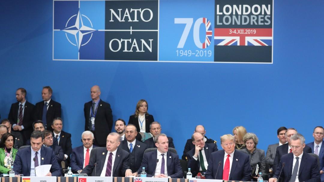 Arranca la reunión de los líderes de la OTAN en Watford
