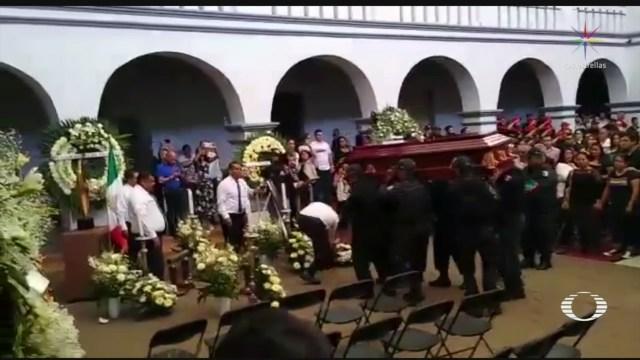 Foto: Asesinan Secretario Seguridad Cuernavaca 6 Diciembre 2019