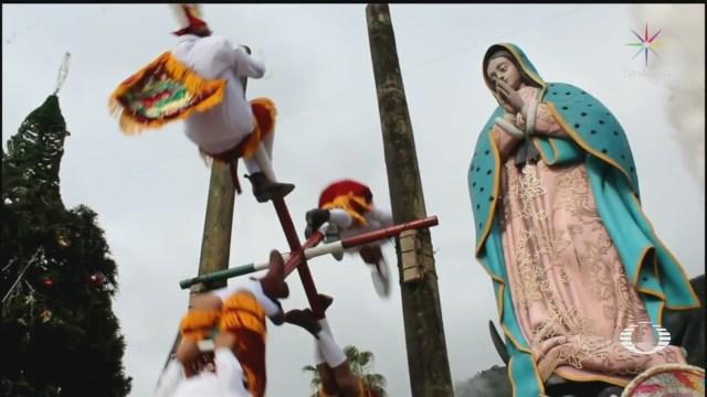 Foto: Festejos Mexicanos Virgen De Guadalupe 12 Diciembre 2019