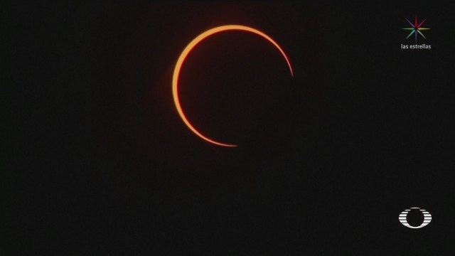 Foto: Imágenes Último Eclipse Solar Año 26 Diciembre 2019