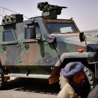 FOTO: Más de 70 muertos en Níger en un ataque contra un puesto militar, el 11 de diciembre de 2019