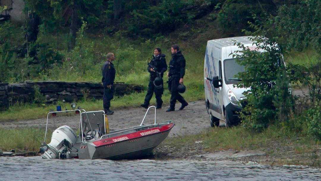 Foto: Atentados en Noruega