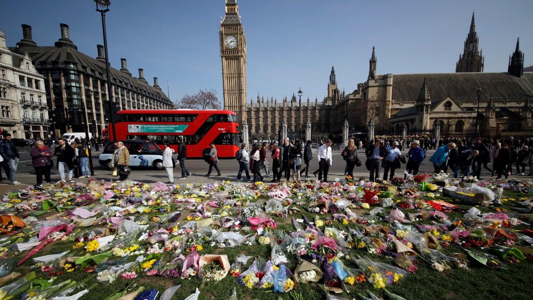 Foto: Atentado en Westminster, Reino Unido