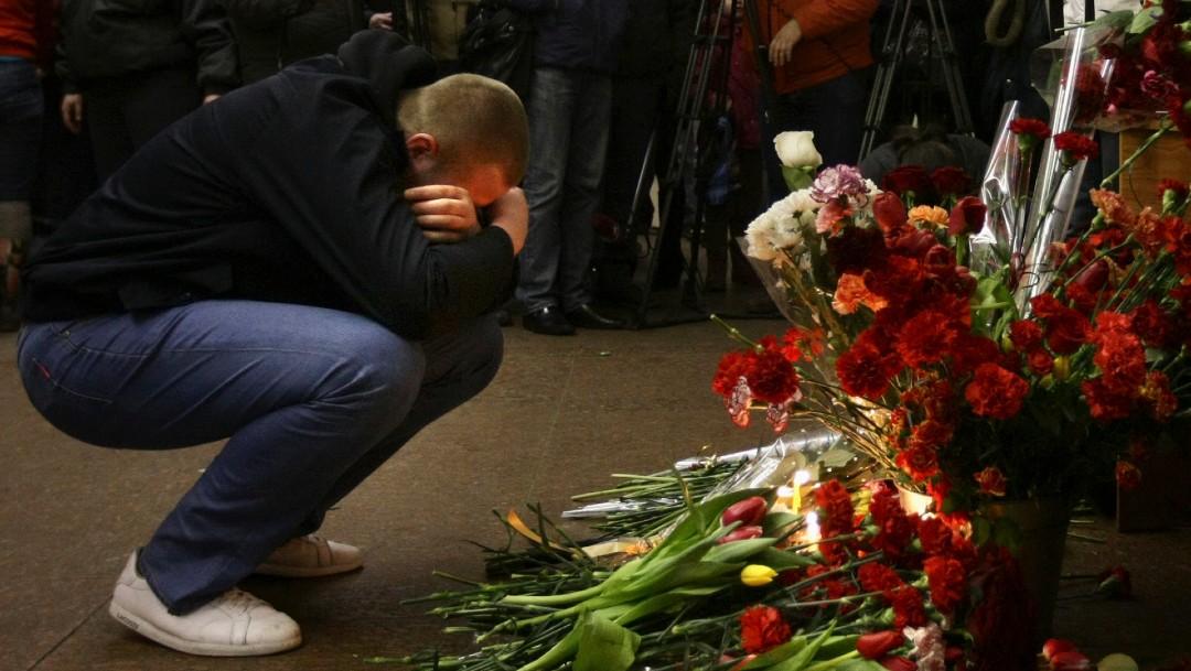 Foto: Doble atentado en el Metro de Moscú