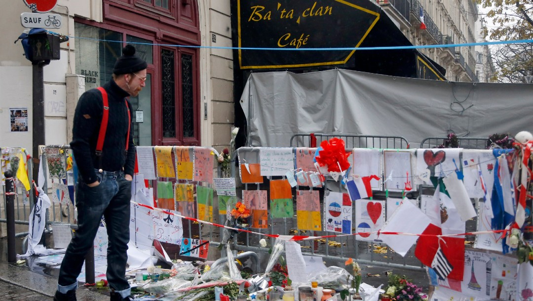 Foto: Atentados en París