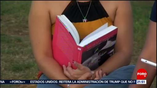 Foto: Aumenta Índice Jóvenes Lectores México 17 Diciembre 2019