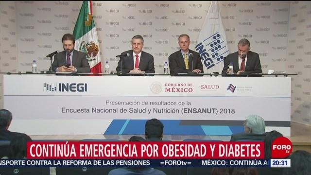 Foto: Obesidad Diabetes Tendencia Aumenta México 9 Diciembre 2019