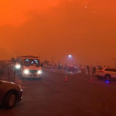 Australia declara estado de emergencia por incendios fuera de control; hay 5 desaparecidos
