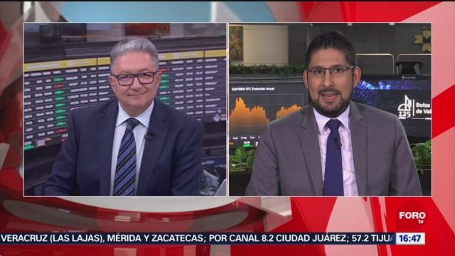 FOTO: Bolsa Mexicana cierra a la baja
