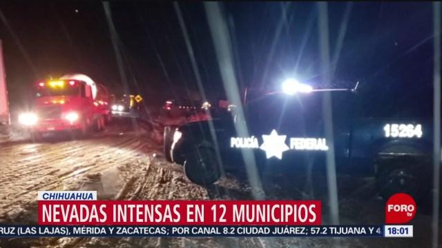 Foto: Nieve Chihuahua Municipios HoyNieve Chihuahua Municipios Hoy 28 Diciembre 2019