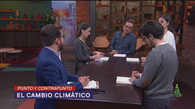 Foto: Cambio Climático Frente 2020 20 Diciembre 2019