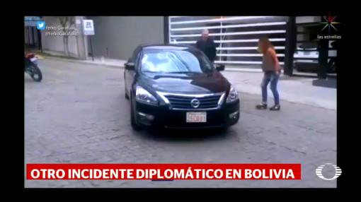 Foto: Cancillería Bolivia Acusó Embajada España Abuso Privilegios 27 Diciembre 2019