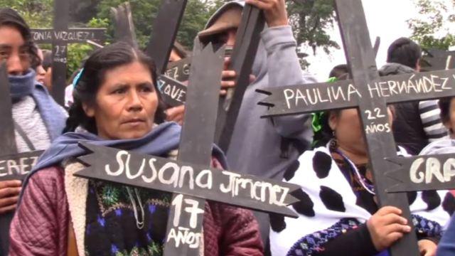 FOTO: Se cumplen 22 años de matanza de Acteal, 22 de diciembre de 2019 (Noticieros Televisa)