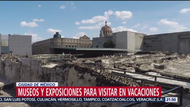 Foto: Cdmx Ofrece Varias Atracciones Vacaciones 25 Diciembre 2019