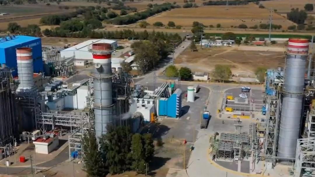 Foto: Central de ciclo combinado El Sauz, de la Comisión Federal de Electricidad (CFE)