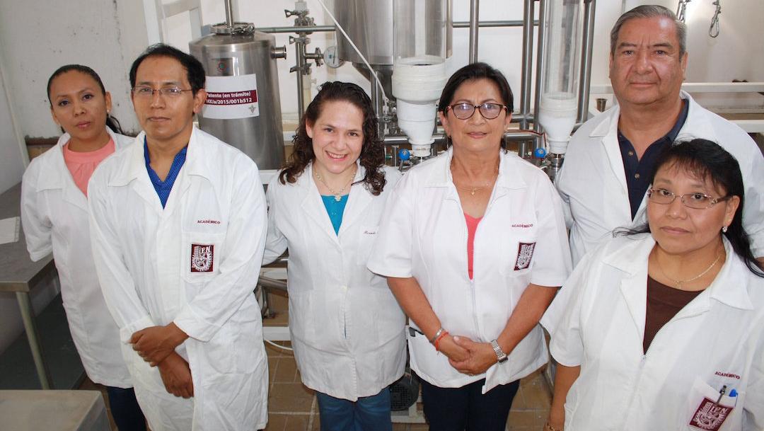 Científicos del IPN crean gelatina de agave para la colitis
