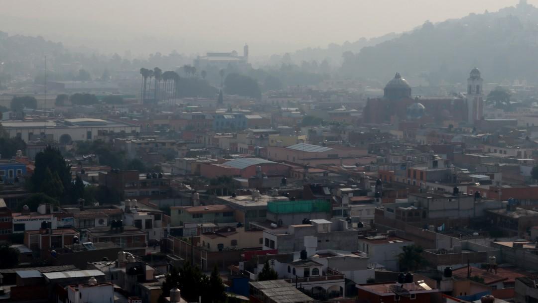 Foto: Clausura Profepa, parcialmente, Estación de Monitoreo de Calidad del Aire, en Tlaxcala