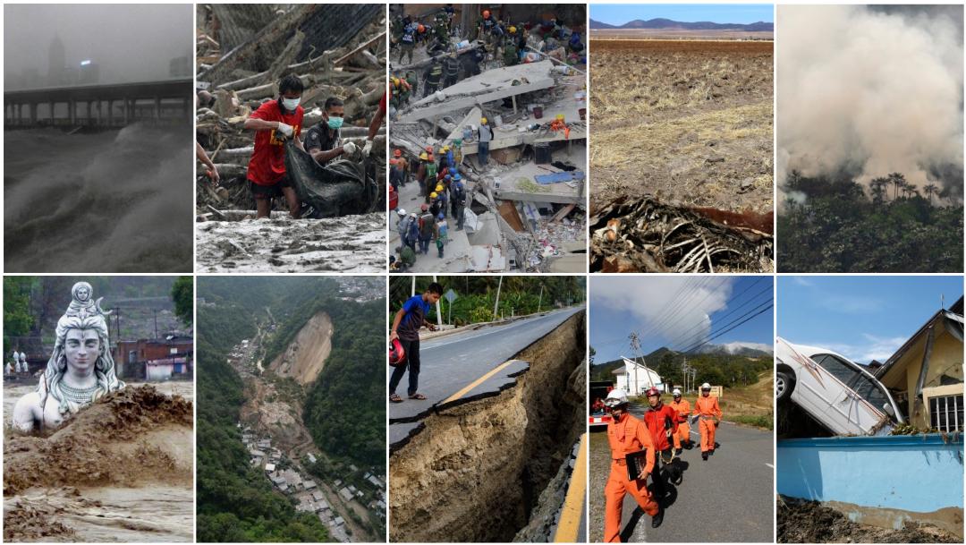 Foto: Los desastres naturales más impresionantes de la década, 7 diciembre 2019
