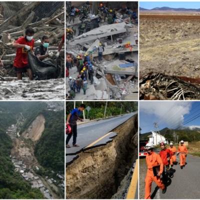 Los desastres naturales más impresionantes de la década