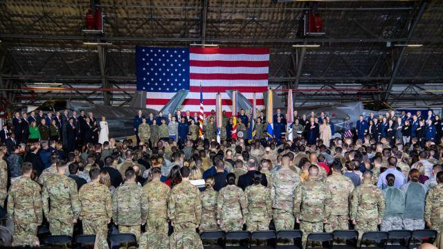 Foto: El presidente Donald Trump creó el primer Comando Espacial, 21 diciembre 2019