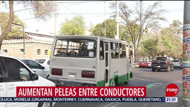 Foto: Evitar Pelea Incidente Tránsito 3 Diciembre 2019