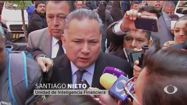Foto: Continuamos Investigando Servidores Cercanos García Luna Santiago Nieto 18 Diciembre 2019